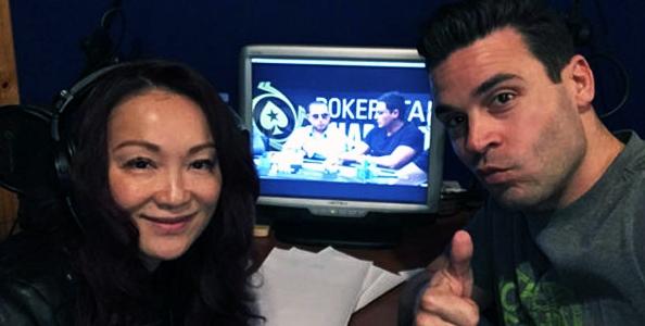 """Su D-MAX torna """"A night with PokerStars"""", Alberto Russo e Giada Fang commentano i grandi eventi EPT e PCA!"""