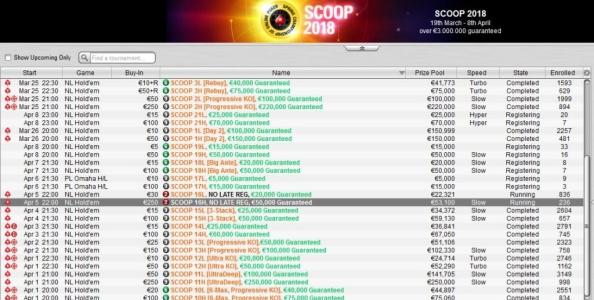 SCOOP – Alessio 'AleAsto2' Astone mette tutti in riga nel 3-stack!