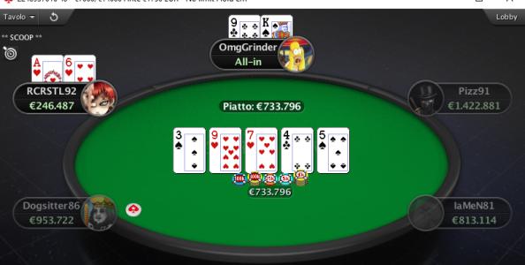 SCOOP PokerStars – 'RCRSTL92' trionfa nel 10H, manipolo di Reg in corsa all'UltraDeep