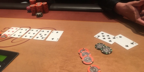 "Scala colore batte poker! Karim Radani 'on fire' anche a Vegas: ""Unico cooler a favore…"""