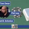 Cosa cambia nel 'poker col mazzo ridotto'? Le teorie di Phil Ivey, Patrick Antonius e Tom Dwan