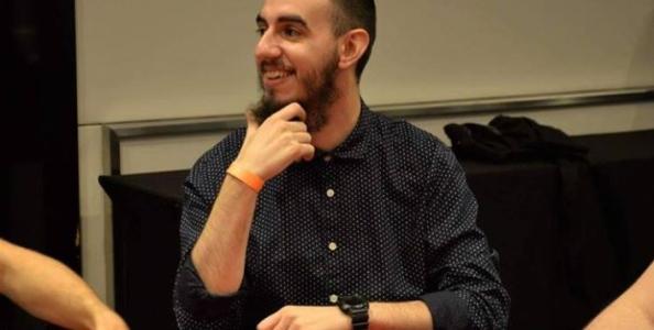 Fabrizio 'I'llPlayUOut' Falzei vince lo spin da 300.000€!