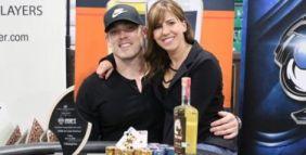 I pro PartyPoker Alex Foxen e Kristen Bicknell si sposano!