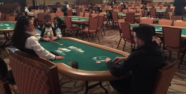 WSOP – Iodice batte Stevanato nello Shootout! Sammartino e Pescatori avanzano nel Mixed Big Bet