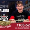 Jeff Lisandro cade in heads-up al $1,500 7-Card Stud: il braccialetto va al produttore di 'In Utero' dei Nirvana!!!