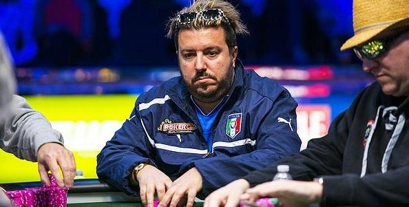 WSOP 2019: Max Pescatori avanza nel 1.500$ Dealers Choice, Walter Treccarichi nel 600$ Deepstack