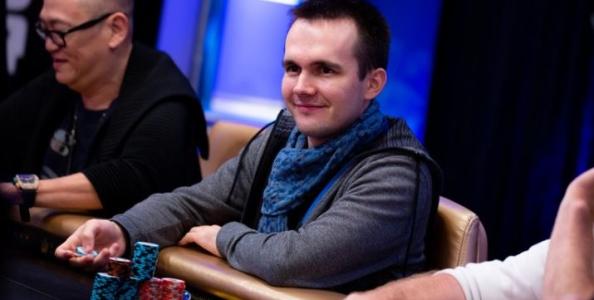 Triton Super High Roller Series Main Event: Badziakouski guida il final table