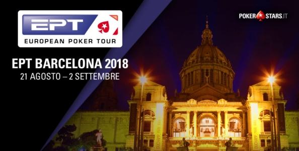 EPT Barcellona – Come seguire il Main Event in diretta streaming?