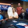 Di Giacomo chiude 4° all'EPT National, Eibinger comanda nel Super High Roller