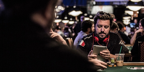 """""""Il 'gamblerone' asiatico, quello con la cataratta e il 95enne"""": l'importanza della table-selection per Max Pescatori"""