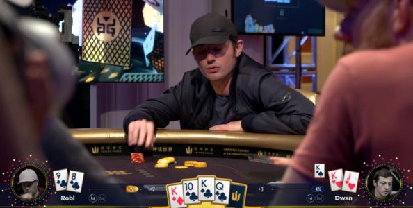 Questa mano di Tom Dwan è la peggiore della (breve) storia dello Short Deck Poker?