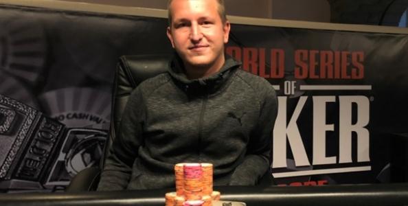 Bendinelli vince 12.800€ nel Mixed Game WSOPE, Sebastiani avanza nel Monster Stack!