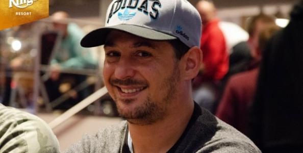 WSOP Europe – Tre italiani al tavolo finale del Colossus! Tifiamo per Gatta, Delfoco e Decataldo