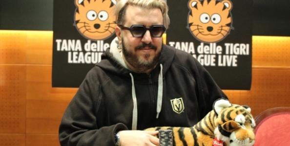 Finale col botto al Tana delle Tigri: Max Pescatori trionfa nella terza tappa di Nova Gorica!