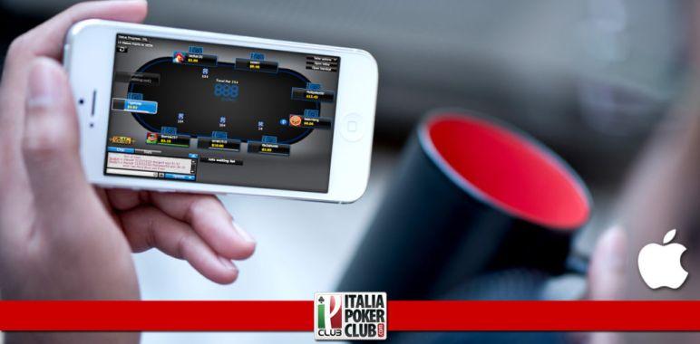 Recensione 888poker mobile per iOS