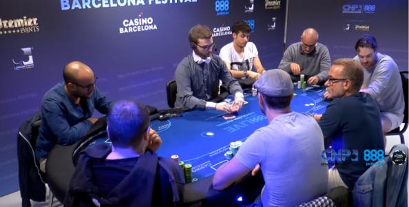 Primerano, Shehadeh, Petrosillo e Monzio: quattro italiani (su 7 left) al Tavolo Finale del 888Live Barcellona!