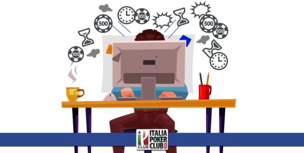 Quali sono i tell più diffusi nel poker online?