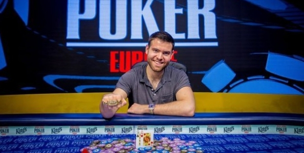 "WSOP Europe – Jack Sinclair vince 1.122.239€ nel Main Event e ammette: ""La mia carriera è surreale"""