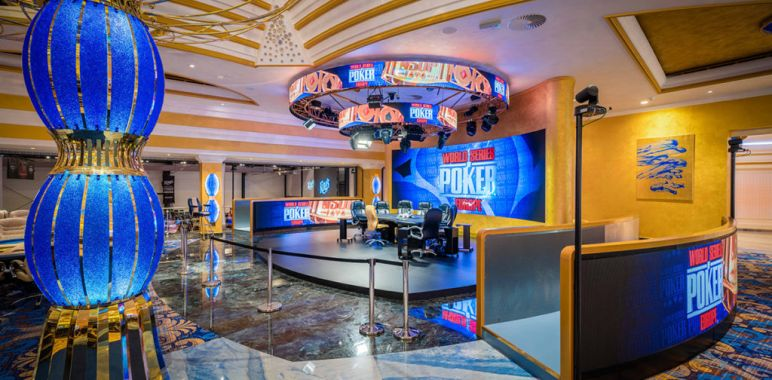 Segui le WSOP Europe in diretta streaming!