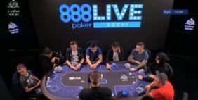 Segui la diretta streaming dell'888Live Sochi!