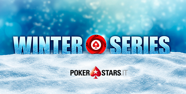 Su PokerStars tornano le Winter Series: da Natale tanti tornei per un garantito complessivo di oltre 5 milioni!