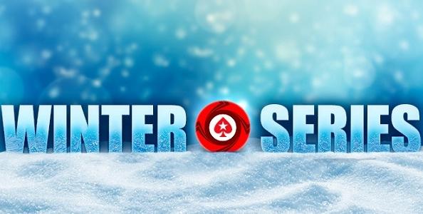 Arrivano le Winter Series su PokerStars! Qualificati con gli speciali Spin & Go