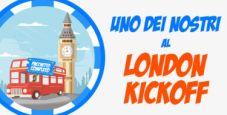 Uno dei nostri all'888Live London Kickoff!