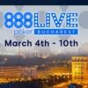 Su 888poker i satelliti per giocare l'888Live Bucarest Festival dal 4 al 10 Marzo!