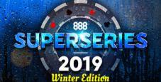 Su 888poker arrivano le nuove SuperSeries, ecco i 43 tornei in programma dal 27 Gennaio