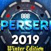 Quattro schedule per le SuperSeries di 888poker.it