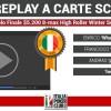 Replay a carte scoperte: la vittoria di Enrico Camosci al 5.200$ High Roller Winter Series!