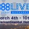 A marzo 888LIVE fa tappa a Bucarest: qualificati al Main Event da 300k con un centesimo!