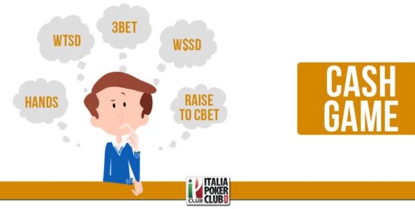 Quali statistiche si devono vedere nell'HUD ai tavoli cash game?