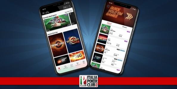 """PokerStars presenta la sua nuova app per mobile: """"Sarà più semplice e personalizzabile"""""""