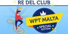 Il Re del Club al WPTDS Malta!