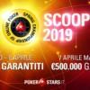 Su PokerStars arriva lo SCOOP: una battaglia lunga 126 eventi per 5 milioni garantiti!