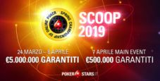 Su PokerStars arriva lo SCOOP!