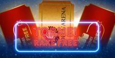 Su 888poker arriva la domenica RAKE FREE!