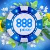 Festeggia la Primavera su 888poker: questo week-end freeroll per 3.000€ di montepremi!