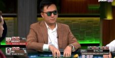 Super High Roller Cash Game – Oscar Ng ci mette 10 secondi a foldare second nuts al river!