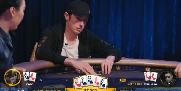 Guardate come bluffa Tom Dwan nello Short Deck! Leow però ci casca una volta sola…