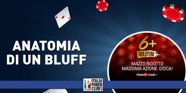 Parliamo di 6+ Hold'em: l'analisi del bluff di Justin Bonomo