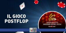 Parliamo di 6+ Hold'em: Il gioco postflop