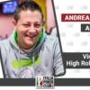 Andrea Sorrentino: ennesimo Sunday High Roller vinto e ancora tanta fame di successo