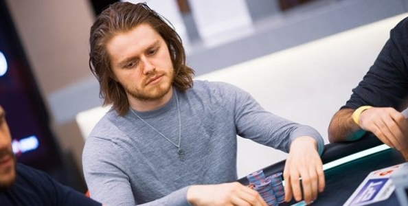 Charlie Carrel che guizzo nel day 3 del Millions: leader in un final table di altissima qualità