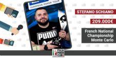 Stefano Schiano trionfatore all'EPT: Sono in rush ma preferisco ancora organizzare i tornei