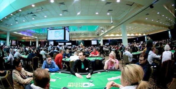 Irish Poker Open: Italia forza 9 a Dublino, nel main event dei record