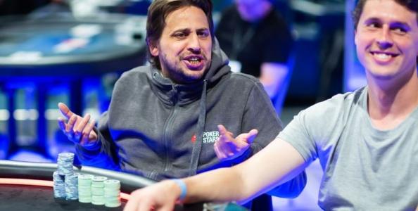 Nicola Grieco show, è chipleader al tavolo finale del Main Event EPT Monte Carlo!