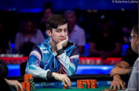 Quanto è costato ad Alì Imsirovic il ritardo al Tavolo Finale WSOP?