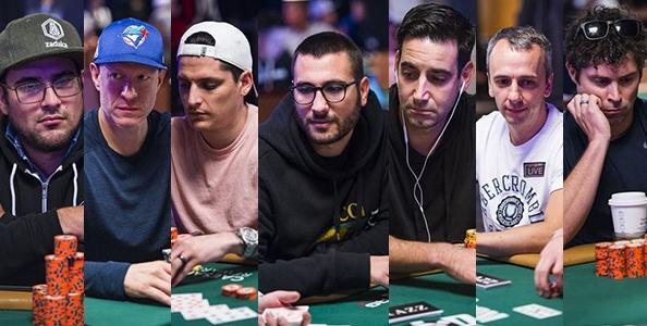 Chi sono gli avversari di Dario Sammartino al Tavolo Finale del WSOP HORSE Championship?